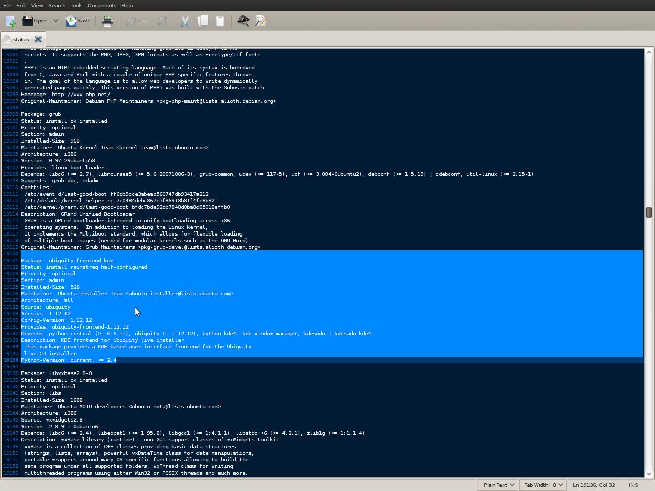 Мы рассмотрели лишь стандартный вариант установки пакетов из командной строки, также существует вариант сбора пакетов из исходников deb пакету, пароль root и пакет в процессе установки